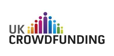 The UK Crowdfunding large logo